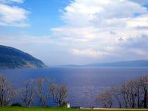 Loch Ness Arkivfoton