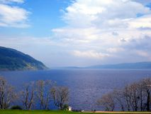 Loch Ness fotos de archivo