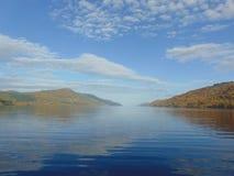 Loch Ness imágenes de archivo libres de regalías
