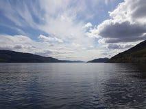 Loch Ness стоковое фото rf