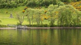 Loch Ness, Ecosse Image stock