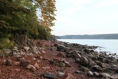 Loch Ness/Loch Ness Arkivfoton