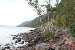 Loch Ness/Loch Ness Royaltyfri Fotografi