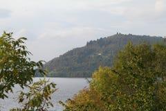 Loch Ness/Loch Ness Arkivbild