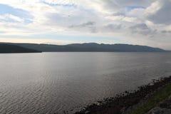 Loch Ness, Lochness/ Zdjęcie Stock