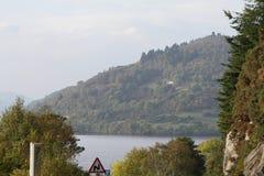 Loch Ness, Lochness/ Fotografia Stock