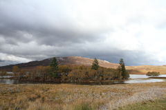 Loch Ness, Lochness/ Obrazy Stock