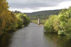 Loch Ness, Lochness/ Obrazy Royalty Free