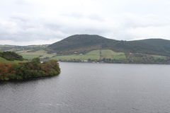 Loch Ness / Lochness. Loch Ness is a very large and deep freshwater loch which is located in the Highlands of Scotland. It is famous of the Myth about the Loch Royalty Free Stock Photography