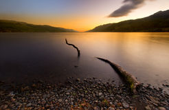 Loch Ness Monster stock images
