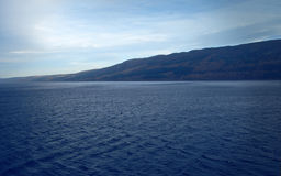 Loch ness panorama Royalty Free Stock Photography