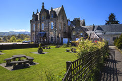 Loch Ness Powystawowy centrum, Szkocja, UK Obraz Stock