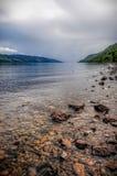 Loch Ness.Scotland Obrazy Stock
