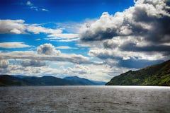 Loch Ness scotland Arkivbild