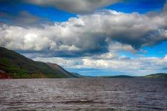 Loch Ness scotland Royaltyfri Bild