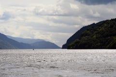 Loch Ness scotland Royaltyfri Fotografi