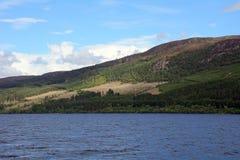 Loch Ness scotland Arkivbilder
