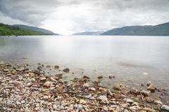 Loch Ness, Scotland Stock Photography