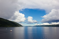 Loch Ness Royalty Free Stock Photography