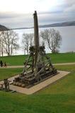 Loch Ness, Scozia 2 Fotografie Stock Libere da Diritti