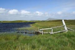 Loch Nighe, Gramasdail Royalty Free Stock Image