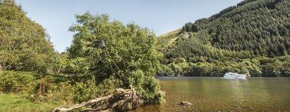 Loch Oich in Scotland. Stock Photos