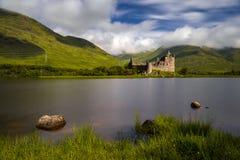 Loch Ontzagstenen stock foto