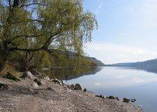 Loch Rannoch Royalty Free Stock Photography