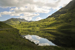 Loch Restil Highland Scotland Stock Image