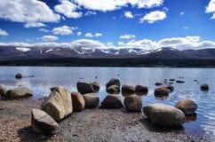 Loch Schotland Royalty-vrije Stock Fotografie