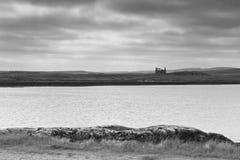 Loch scozzese Fotografia Stock