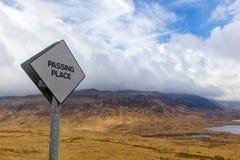 Loch Sguabain Lizenzfreie Stockfotografie