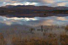 Loch Sheil obrazy stock