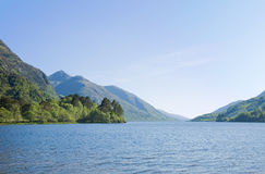 Loch Shiel, Scotland, Highlands Stock Photo
