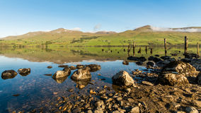 Loch Tay Stockbild
