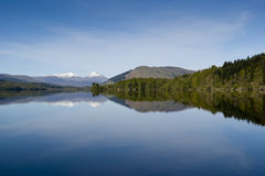 loch tay Photographie stock