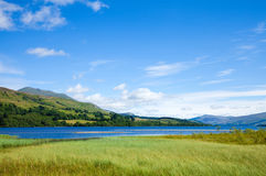 Loch Tay Stock Photo
