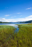 Loch Tay Stock Photo