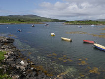 Loch Tuath, Isle of Mull Stock Photos