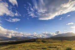 Loch Tulla stock foto