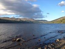 Loch verdient Stock Foto's