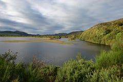 Loch Vloot stock fotografie