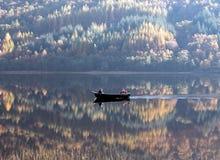 Loch Voil Fotografia Stock Libera da Diritti