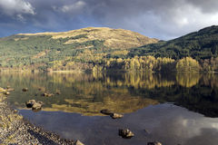 Loch Voil Royalty Free Stock Image