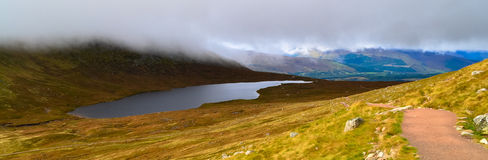 Lochan Meall Royalty Free Stock Images