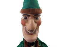Locher-Marionette Stockfotografie