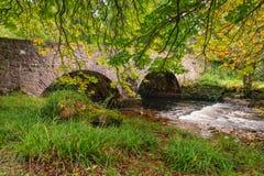 Lochgoilhead Road Bridge Royalty Free Stock Images