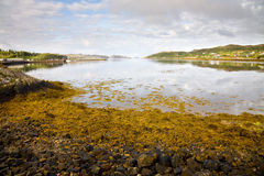 Lochinver, Highlands, Scotland Royalty Free Stock Photography