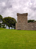 Lochleven castle Royalty Free Stock Photos