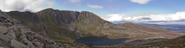 Lochnagar Royalty-vrije Stock Afbeeldingen